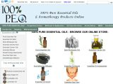 Browse 100% Pure Essential Oils Online