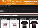 1222design.spreadshirt.com Coupons