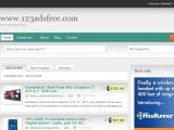 123adsfree.com Coupon Codes