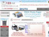 123inkcartridges.co.uk Coupons