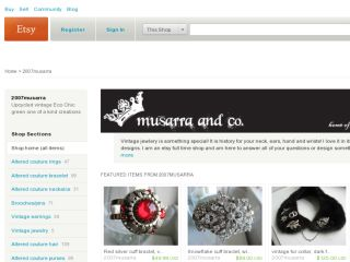 Shop at 2007musarra.etsy.com