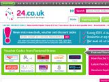 24.co.uk Coupon Codes