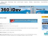 Browse 360|idev Developers Conference
