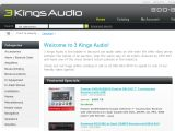 3kingsaudio.com Coupon Codes