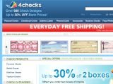 4checks.com Coupon Codes