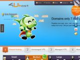 Browse 4uhost - Web Hosting