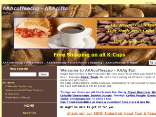 Shop at aaacoffeecup.com
