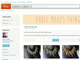 Abbiemakesthings.etsy.com Coupons