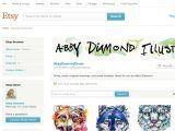 Abbydiamonddraws.etsy.com Coupons
