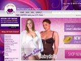 Browse About Curves - Plus Size Lingerie
