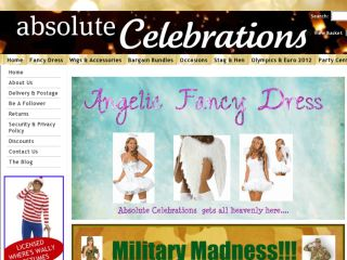 Shop at absolutecelebrations.co.uk