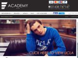 Browse Academy Menswear