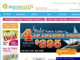 Browse Accuquilt