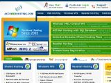 Browse Accu Web Hosting