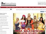 Browse Ace Fancy Dress