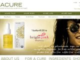 Browse Acure Organics