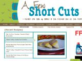 Afewshortcuts.com Coupon Codes