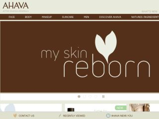 Shop at ahava.com