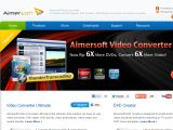 Browse Aimersoft Studio