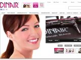 Browse Dinair Airbrush Makeup