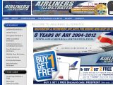 Airlinersillustrated.com Coupon Codes