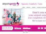 Airportgenie.com Coupon Codes