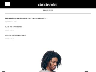 Shop at akademiks.com