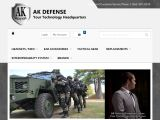 Akdefense.com Coupon Codes
