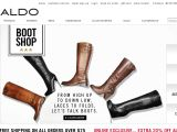 Aldo Shoes Coupon Codes