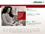 Browse Alitalia