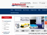 All-Battery.com Coupon Codes
