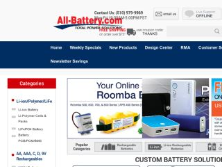 Shop at all-battery.com