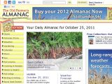 Browse The Old Farmers Almanac