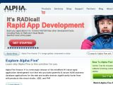 Browse Alpha Software