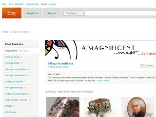 Shop at amagnificentmess.etsy.com