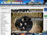 Browse A Main Hobbies - R/c Hobby Store