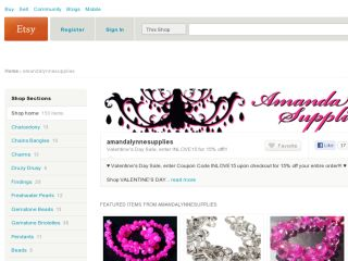 Shop at amandalynnesupplies.etsy.com