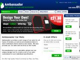 Ambassador Car Mats Coupon Codes