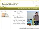 Browse Amelia Rae Designs