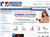 Browse American Fitness