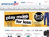Browse American Golf