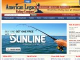 Browse American Legacy Fishing Company
