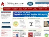 Browse American Quilter's Society