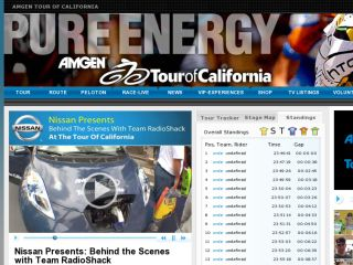 Shop at amgentourofcalifornia.com