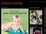 Browse Amherst Media Photography Books