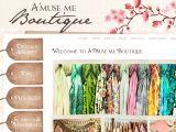 Browse A'muse Me Boutique