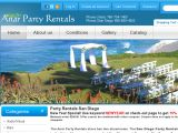 Browse Anar Party Rentals