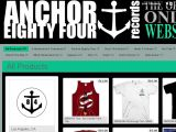 Anchoreightyfour Coupon Codes
