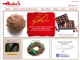 Browse Andre's Chocolates