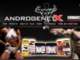 Browse Andro Genetx